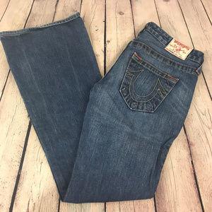 True Religion Bobby Mid Wash Jeans Size 29